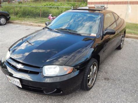 buy car manuals 2003 chevrolet cavalier on board diagnostic system buy used 1996 chevrolet cavalier manual in springfield pennsylvania united states for