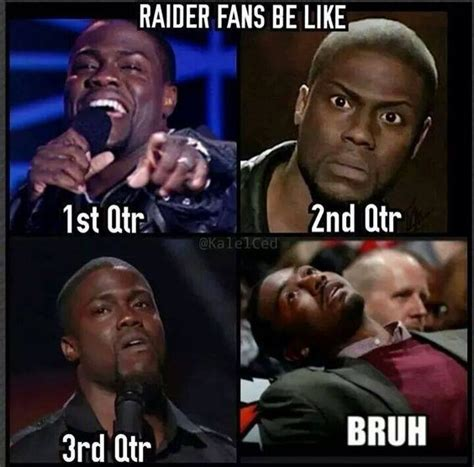 Funny Raider Memes - raiders fans raiders and fans on pinterest