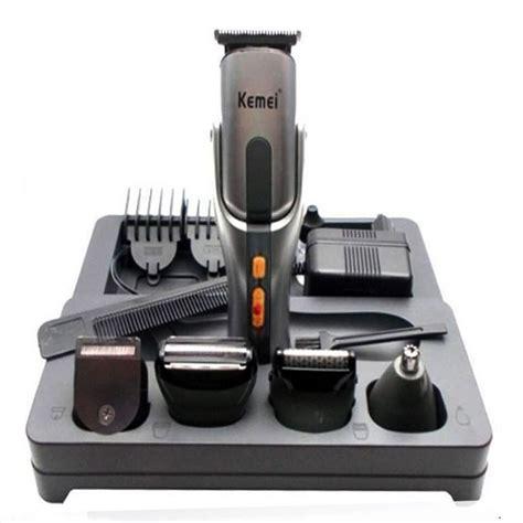 Kemei Km 580a Rechargeable 7 In 1 Profesioanal S Grooming Kit 1 kemei km 680a 8in1 rechargeable mens grooming kit