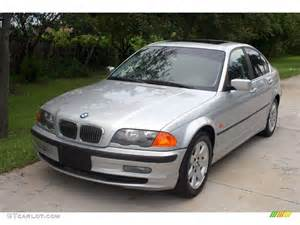 Bmw 328i 2000 2000 Titanium Silver Metallic Bmw 3 Series 328i Sedan