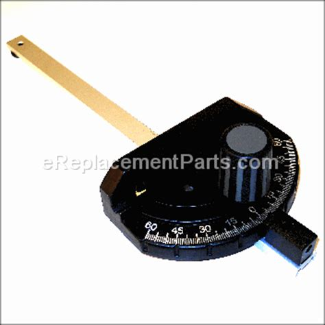 Miter Gauge Assembly 5140083 27 For Porter Cable Power