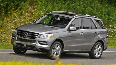 Mercedes Ml350 Review by 2013 Mercedes Ml350 4matic Review Notes Autoweek