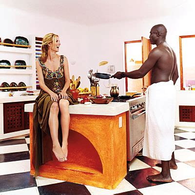 heidi klum the best celebrity bedrooms lonny trend watch barefoot and in a magazine flavorwire