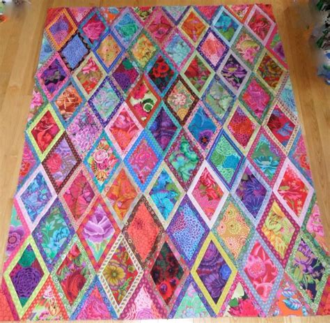 17 best ideas about diamond quilt on pinterest easy