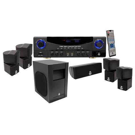 pylepro ptas home  office amplifiers
