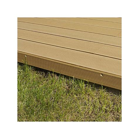 terrassen accessoires nivrem finition bordure terrasse bois diverses