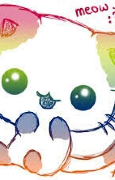 imagenes kawaii de gatos gatos kawaii