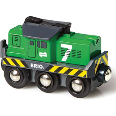 brio engines brio battery freight engine the wooden toy