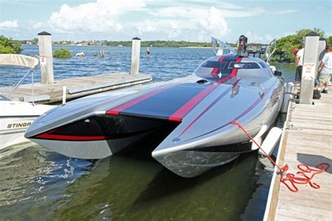 offshore cat boats mystic power boats c5000 offshore racing cat 50 feet at