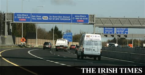 Motorist Fined 25 000 And Cars Seized Over Unpaid M50 Tolls