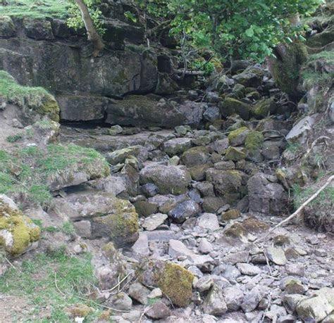 stream bed dry stream bed 169 matthew hatton geograph britain and ireland