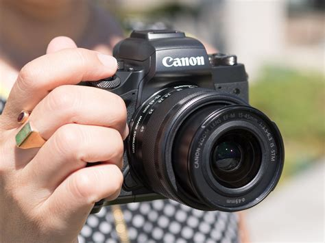 which canon is the best opinion the eos m5 is canon s best mirrorless