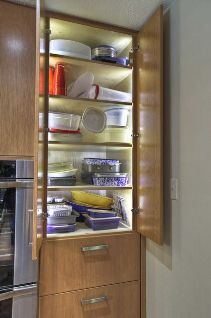 Ideas For Inside Kitchen Cabinets Inside Cabinet Lighting