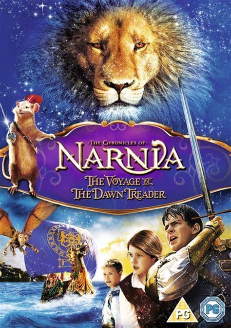 Narnia The Voyage Of The Treader The Storybook the chronicles of narnia the voyage of the treader dvd zavvi