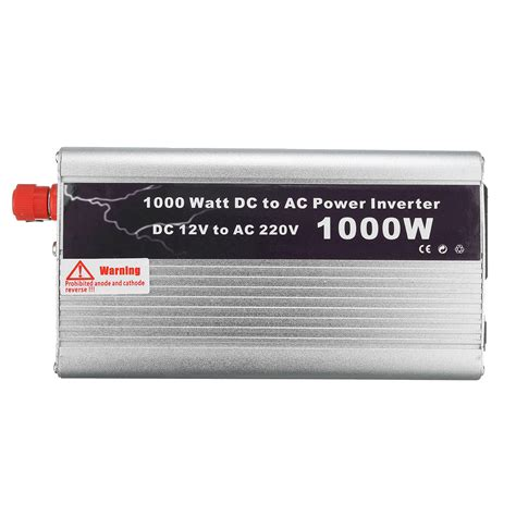 Power Inverter 1000w Dc 12v Ke Ac 220v Murah 1000w modified sine wave power inverter dc 12v to ac 220v