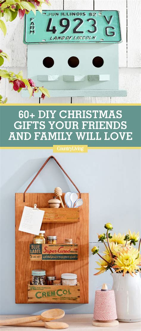 60 diy homemade christmas gifts craft ideas for