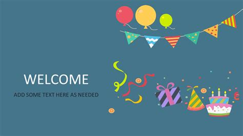 welcome page templates title slide templates for powerpoint and keynote