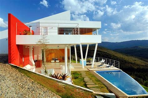 modern mountain home design by ulisses morato freshome