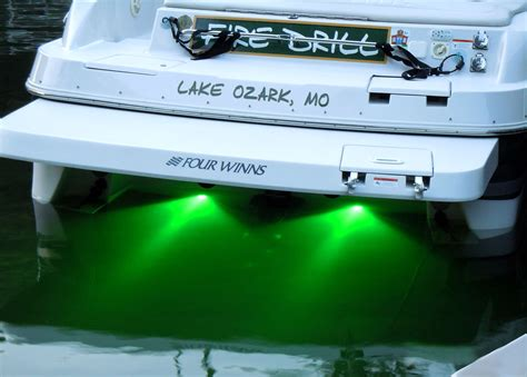 top 5 pontoon boats lifeform led underwater led lights 9 watt 405 lumens boat