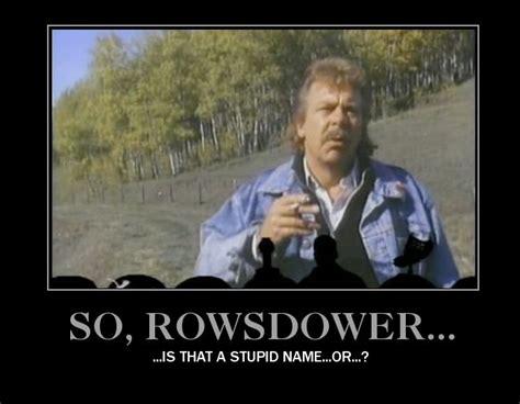 Rowsdower Meme - mst3k zap rowsdower mystery science theater 3000