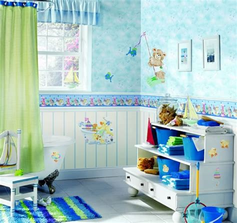 relaxing bathroom decorating ideas enjoying and relaxing modern kid s bathroom