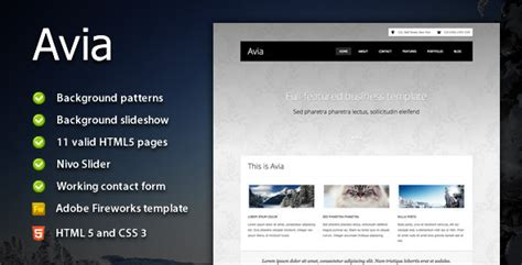 wordpress avia layout avia clean business template by equiet themeforest
