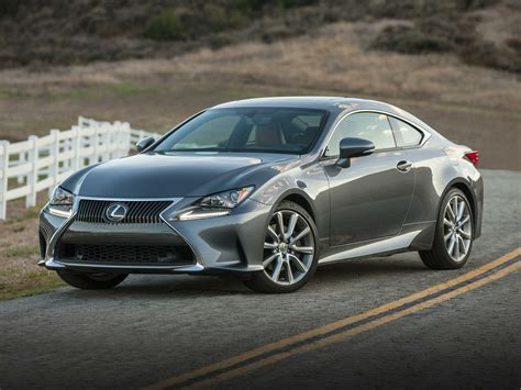 lexus hatchback 2016 2016 lexus rc 300 price photos reviews features
