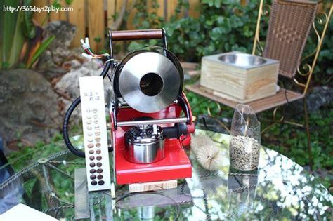 Mini Coffee Roaster coffee roaster 365days2play food family