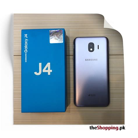 samsung galaxy j4 the shopping