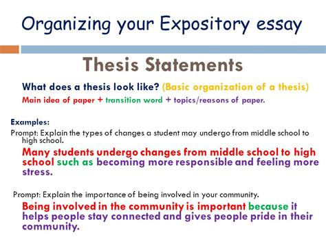 High School Admission Essays Exles by Expository Essay Sle For High School 28 Images Sle