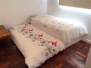 Bed With Pull Out Bed Underneath by Single Bed With Pull Out Bed Underneath Including
