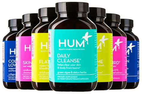 Hum Detox Pills by Hum Nutrition Daily Cleanse Acne Reviews Any Side Effects