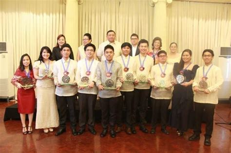 Up Manila Graduate School Mba by Atenean Is One Of Ten Outstanding Students Of The