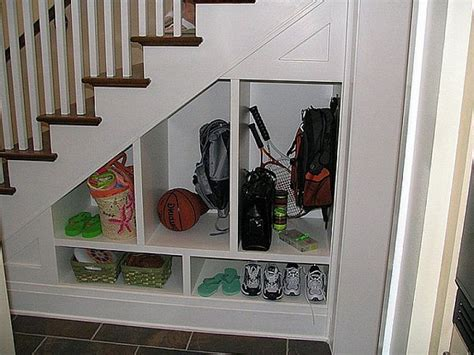 Stairs Closet Storage Ideas by Small Closet Staircase Design Ideas Roselawnlutheran