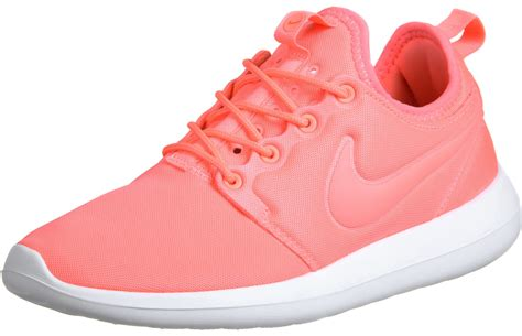 nike roshe two w shoes pink