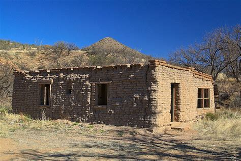 Adobe Brick House by Survival May 2013