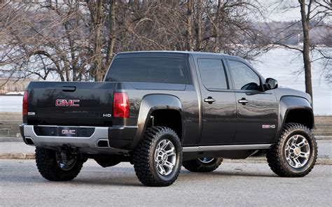 gmc all terrain hd technical details history
