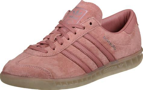 adidas hamburg shoes pink