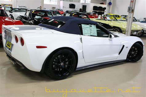 2013 corvette 60th anniversary 427 convertible for sale