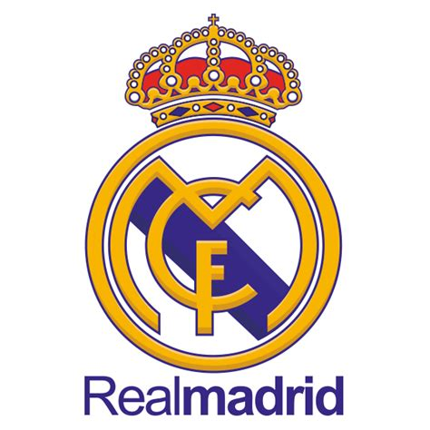 logo real madrid kuchalana sticker logo realmadrid stickers center