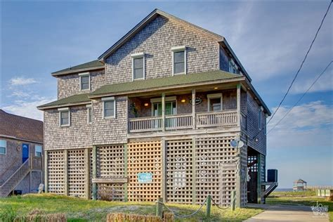 Fo Get About It Frisco Vacation Rental Obx Connection Cheap Outer Banks House Rentals