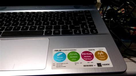 Hp Asus N Tipe cara setting bios asus x441n uefi plus instal windows 10