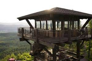 observation tower plans 10 amazing lookout towers converted into homes