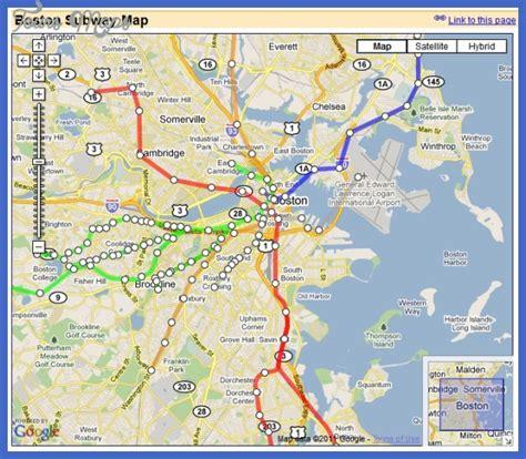 boston map subway boston subway map toursmaps