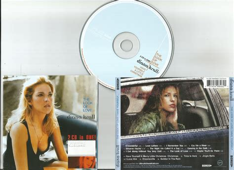 Diana Krall The Look Of 1cd 2001 diana krall the look of records lps vinyl and cds musicstack