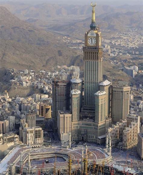 Abraj Al Bait by Abraj Al Bait Towers In Mecca Mestadelsbilder S Blog