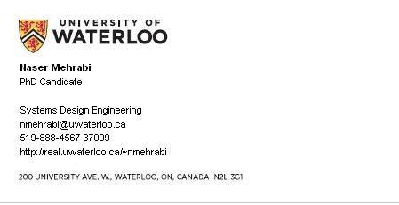 Phd Business Card