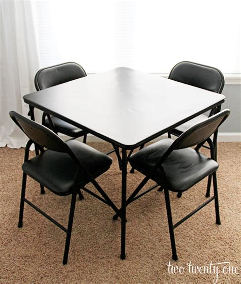 High Quality Target Card Tables 4 Target Card Table And