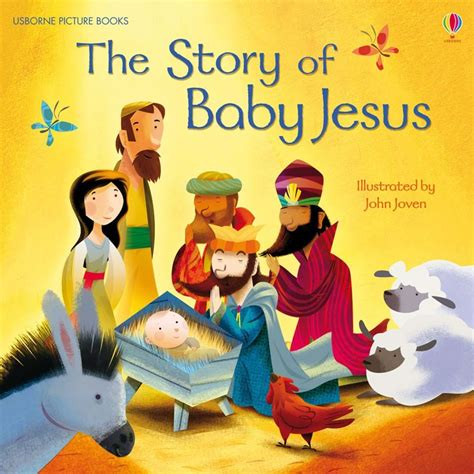 the story of the story of baby jesus at usborne books at home