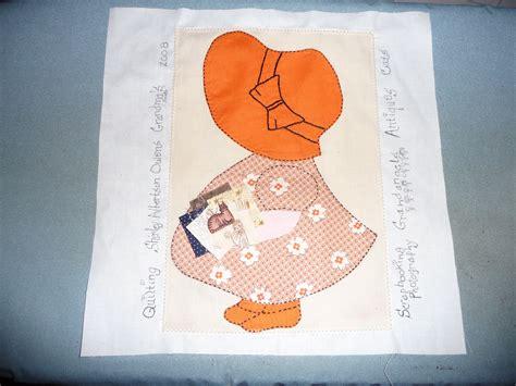 Sunbonnet Sue Quilt Block Pattern by Sunbonnet Quilt